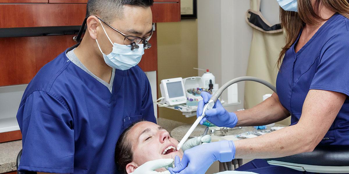 Dental trauma decorative image